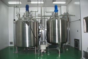 Stainless Steel Mixing Tank Shampoo Tank Detergent Tank pictures & photos