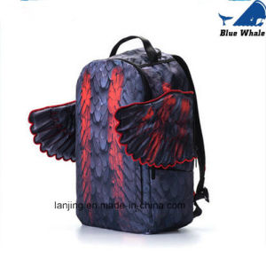 Hot Fashion Laptop Backpack Printing Lightweight Travel Backpack pictures & photos