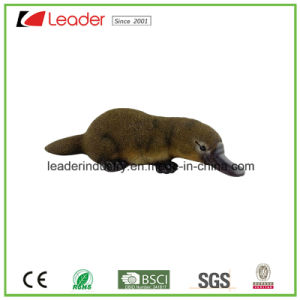 New Wildlife Polyresin Duck Billed Platypus Figurine for Garden Decoration pictures & photos