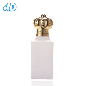 Ad-P89 Square Shape Spray Glass Perfume Bottle pictures & photos