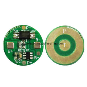 Li-Polymer Battery PCB Protection Circuit Module pictures & photos