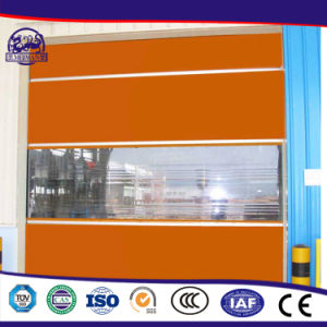 Automatic High Speed Rapid Rolling Shutter Door pictures & photos