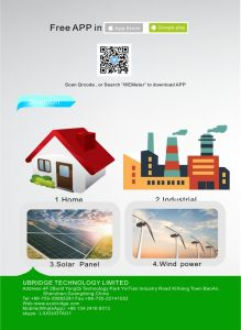 Smart Meter Home Smart Wireless Energy Meter pictures & photos