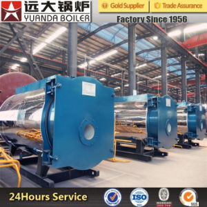 High Efficiency Wns Steam Gas Boiler Manufacturers pictures & photos