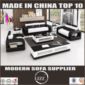 Modern Style 1+2+3 Meeting Room Leather Sofa Set pictures & photos