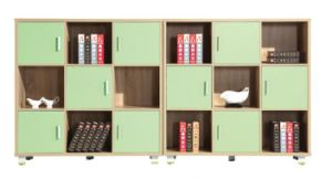 Home Office Small Bookcase File Cabinet Office Furniture pictures & photos