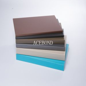 Insulated Interior Wall Panel Aluminium Honeycomb Cladding Panel (ACE 21-22) pictures & photos