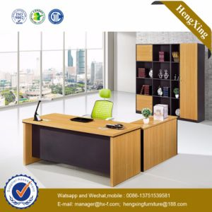 Wood Big Size Office Furniture Executive Office Table (HX-GD045) pictures & photos