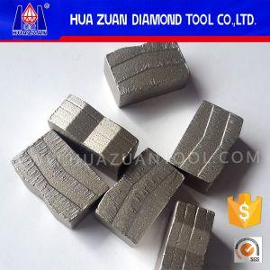 350-3000mm Granite Diamond Segment for Rock Cutting pictures & photos