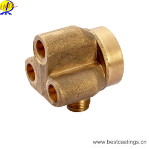 Brass Sand Casting for Valve Parts pictures & photos