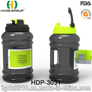 2.2L Customized BPA Free Plastic Sport Water Bottle (HDP-3031) pictures & photos