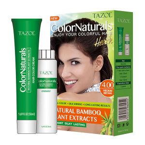 4.0 Bamboo Hair Color Cream Hair Dye in 60ml *2+10ml Hair Care pictures & photos