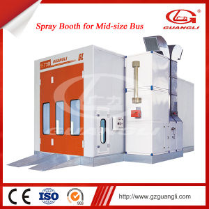 CE Approved Full Down Draft Environmental Car Spray Equipment Automotive Paint Spray Baking Booth pictures & photos