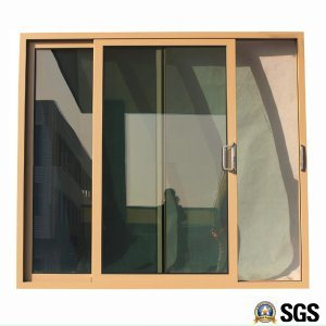 Australia Standard Aluminum Glass Sliding Door pictures & photos