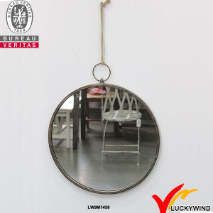 Wall Metal Framed Handmade Decorated Small Decorative Round Mirrors pictures & photos