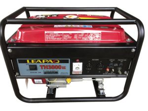 Top Quality Silent Easy Move Recoil Start Gasoline Generator pictures & photos