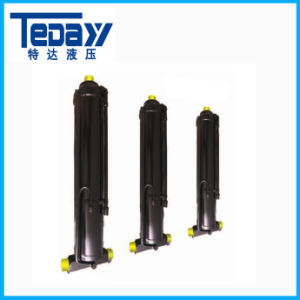 High Quality Single Acting Hydraulic Cylinder with 900mm Stroke pictures & photos