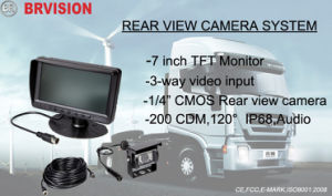 "7"" Rear View System Configuration with Compatitive Price pictures & photos"