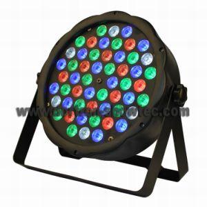 LED PAR RGBW 54X1w
