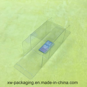 Clear Plastic Packaging Folding Box for Tea Product pictures & photos