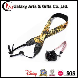 Custom Polyester Digital Printing Camera Neck Lanyard