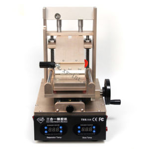 Precision 3 in 1 Frama Separator Machine LCD Screen Machine Vacuum LCD Separator pictures & photos