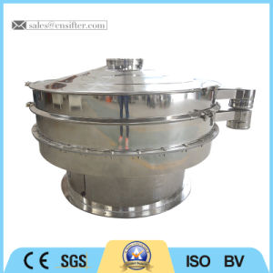 Dia. 1500 Single Layer Rotary Vibratory Sifter pictures & photos