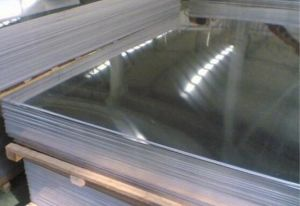 Ss AISI 201 304 316 409 430 310 Super Mirror Stainless Steel Sheet / Plate