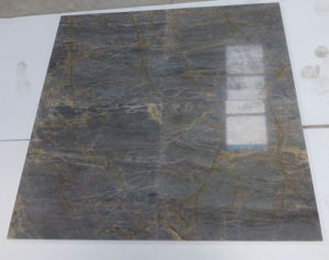 Shakspeare Grey Marble Slabs for Tiles/Countertop/Vanity Top pictures & photos
