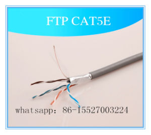 Fluke Test UTP FTP SFTP Network LAN Cat5e CAT6 Cable pictures & photos
