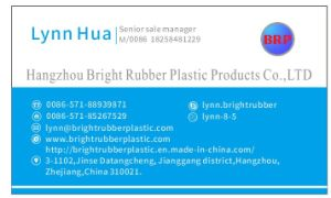 EPDM Flexible Corrugated Rubber Bellows pictures & photos