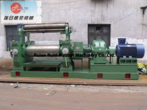 Xk-550/Two Roll Rubber Mixing Mill/Open Mixing Mill (CE&ISO9001) pictures & photos
