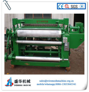 Sell Welded Diameter: 0.5-5mm Welded Wire Mesh Machine pictures & photos
