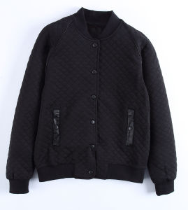 Best Sell Cottonterry Jacket for Men in Leisure Coat pictures & photos