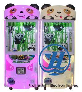 Vending Claw Toy Crane Game Machine (ZJ-CG22) pictures & photos