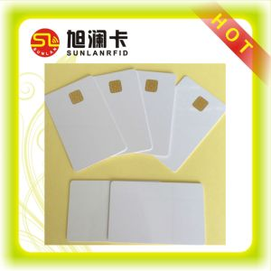 OEM Blank Card with Contact Chip for Widely Use pictures & photos