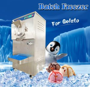 60 Liter Machine Hard Ice Cream Industrial to Be Continued pictures & photos