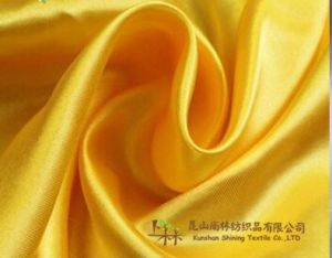 Polyester Taffeta Lining Fabric for Woman Clothes pictures & photos