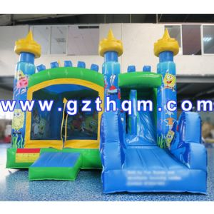Inflatable Fun City Amusement Park Game/Mini Trampoline Outdoor Castle pictures & photos