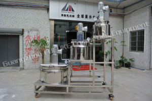 Flk Ce Stainless Steel 500L Liquid Soap Making Machine Price pictures & photos