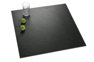 600X600mm Super Black Porcelain Tile with Matt Finish Tile pictures & photos