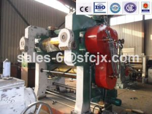 Two Roll Rubber Calendering Mill, Rubber Calender Machine
