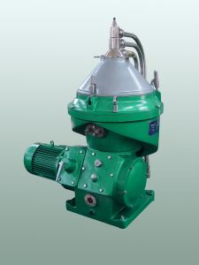 Mineral Oil Disc Separator for Diesel and Lubrication Oil