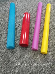 Platics Extrusion Profile Round Pipe / Tubing pictures & photos