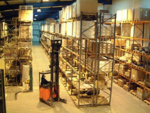 Steel Warehouse Heavy Duty Metal Storage Pallet Racking pictures & photos