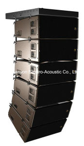 Kudo Dual 12 Inch 3 Way Line Array, Outdoor Concert Stage Line Array, PRO Audio pictures & photos