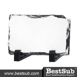 Bestsub Big Rectangular Fashion Decoration Sublimation Photo Slate (SBBH04) pictures & photos