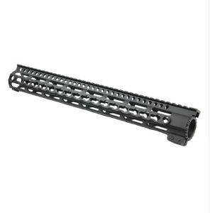 Newly Design 15 Inch Ar-15/M16 Keymod Series One Piece Free Float Handguard pictures & photos