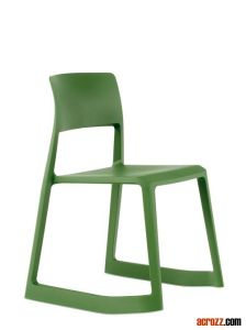 China Plastic Outdoor Tip Ton Chair pictures & photos