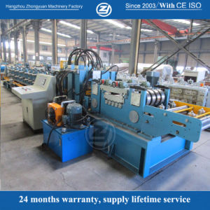 82mm Solid Auto C Purlin Roll Forming Machine for Sale pictures & photos